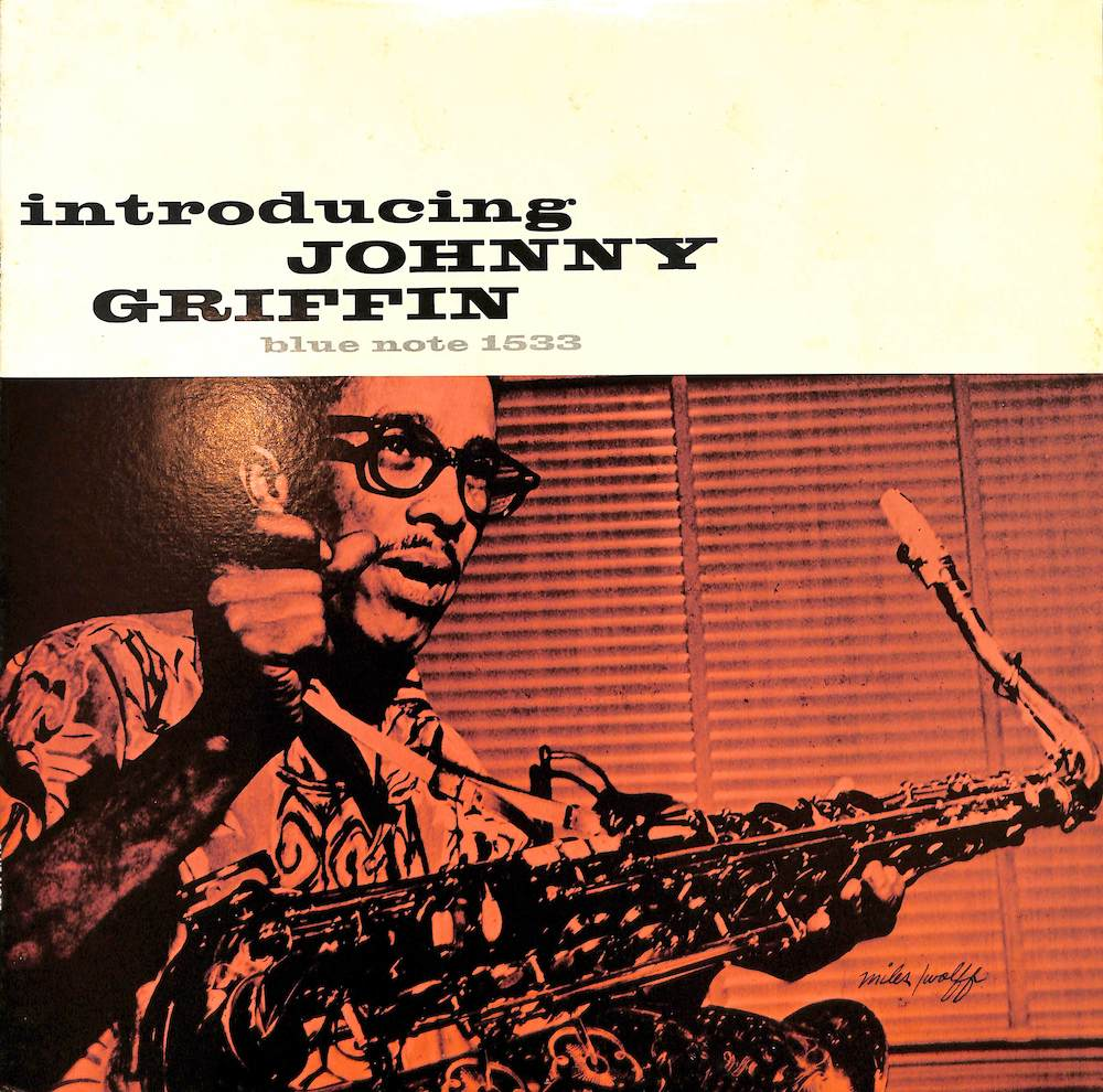 JOHNNY GRIFFIN - Chicago Calling: Introducing - LP