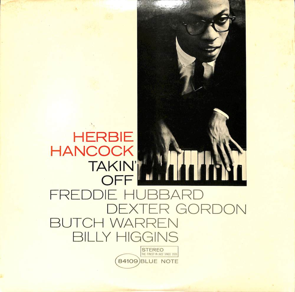 HERBIE HANCOCK - Takin' Off - LP
