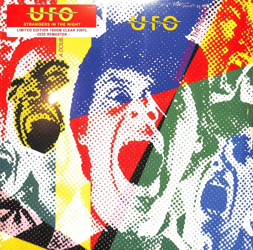 UFO - Strangers In The Night - 33T