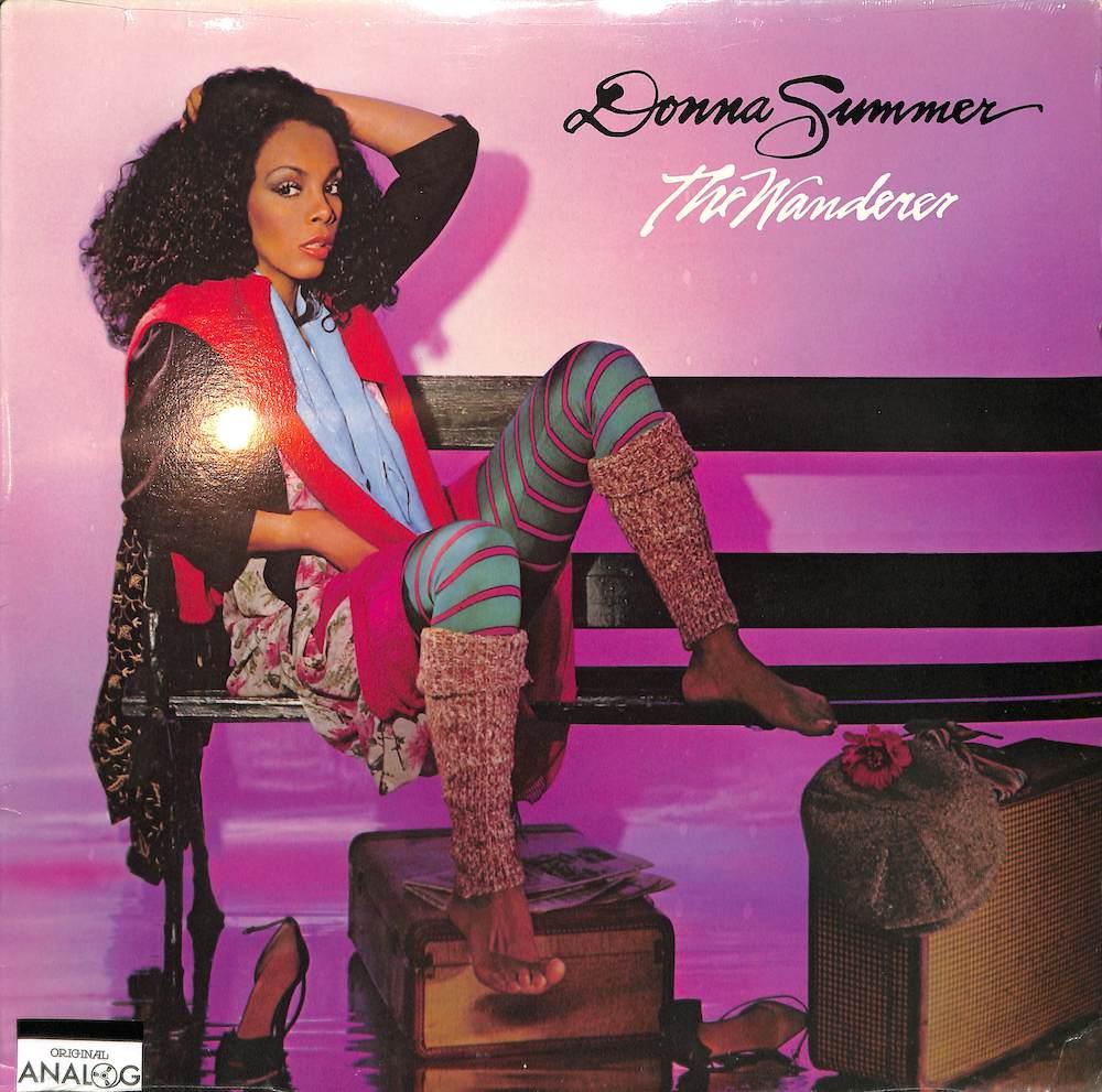 DONNA SUMMER - The Wanderer - LP